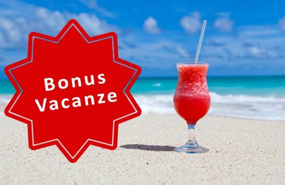 Gestionale bonus vacanze